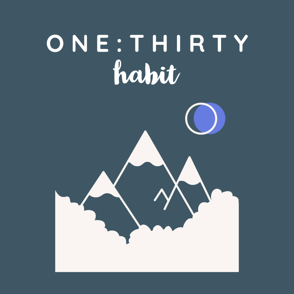 The premise behind the One:Thirty Habit is focusing on one habit each month.  Since the start of the new year, many of us fill our plates with habits we want to change, goals we want to accomplish, and improvements we want to make. The more stuff we add to our plate, the less likely we are to accomplish them. Things inevitably overwhelm us, we no longer find the motivation to complete our goal, or we just forget about it under the pile of other habits we are trying to set.  By limiting your focus to one habit, you increase your chances of success. Without the overwhelming load of meaningless goals, you can focus your time and energy on a single habit.  So, are you wanting to make a change? One:Thirty Habit can help.  For now, get access to general articles about discovering new habits and how you can incorporate them into your life.  Stay tuned for the full launch of One:Thirty Habit. Each month, get a new habit delivered to you. You'll have access to content throughout the month, a supportive community, and new tips and tricks to help make those habits stick.
